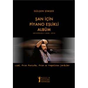 Şan İçin Piyano Eşlikli Albüm