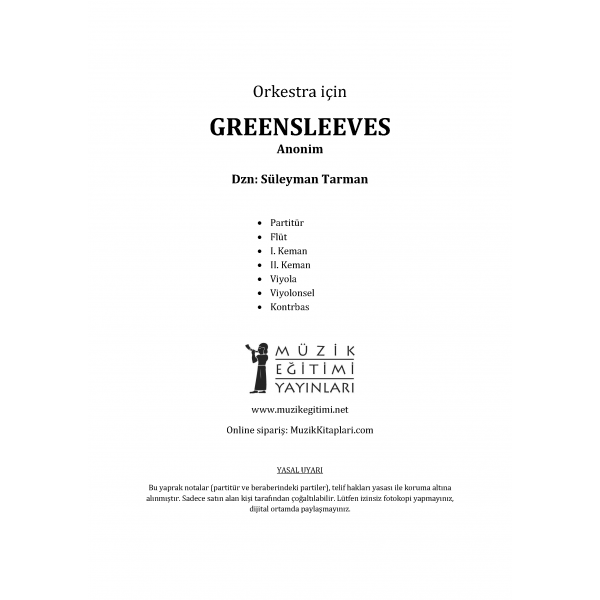 Greensleeves - Anonim