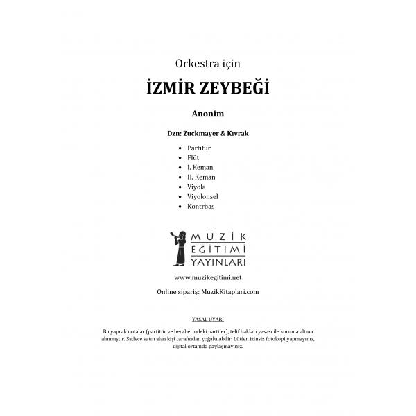 İzmir Zeybeği