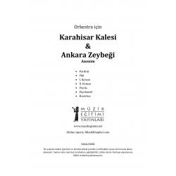 Karahisar Kalesi ve Ankara Zeybeği