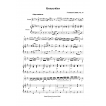 Küchler Op.15 Re Major Konçertino