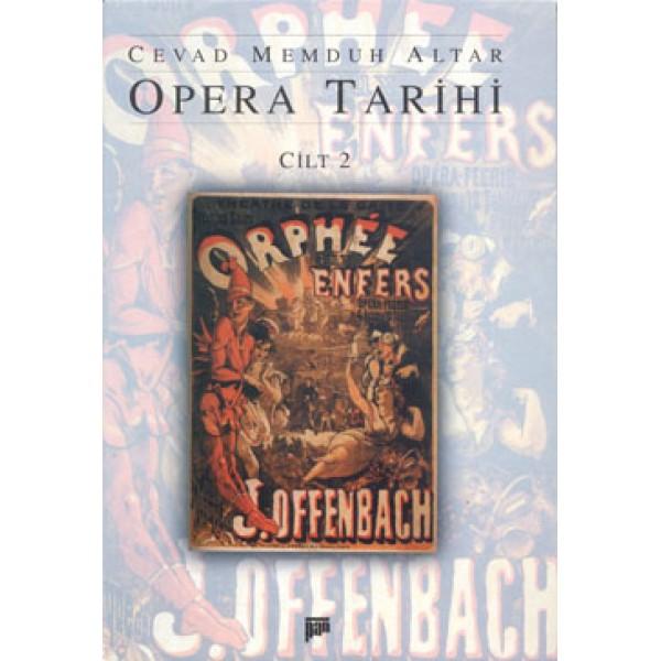 Opera Tarihi-Cilt 2