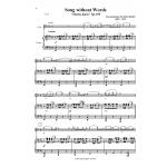 Song wihout Words, Op.109, Mendelssohn