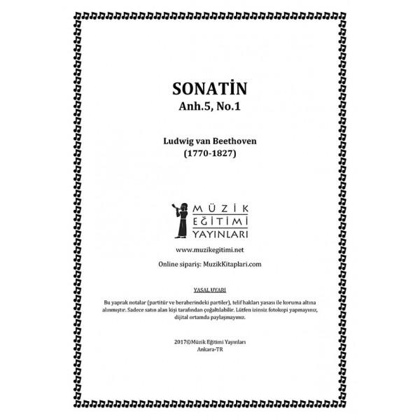 Sonatin Anh.5 No.1