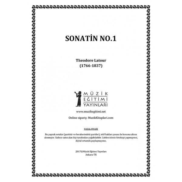 Sonatin No.1
