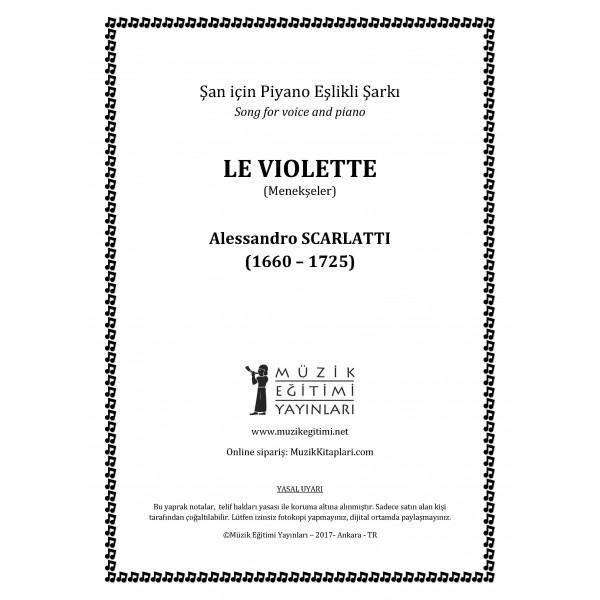 Le Violette