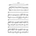 Atam - Y. Durak - Piyano Eşlik Partisi