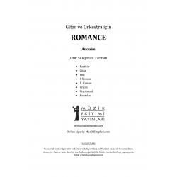 Gitar ve Orkestra için Romance