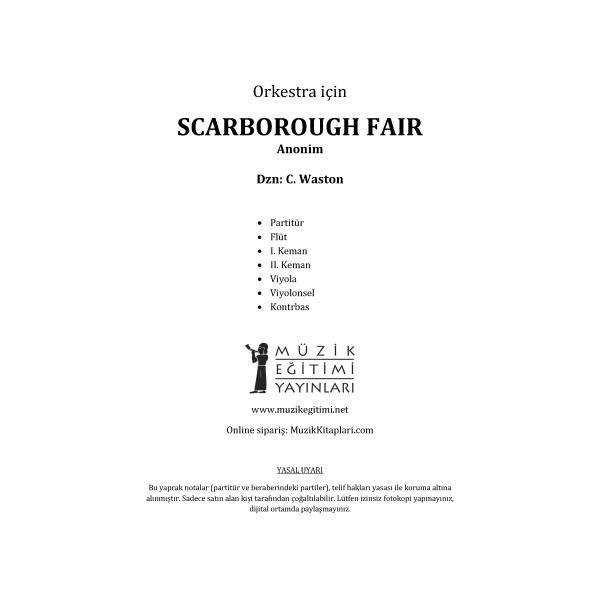 Scarborough Fair - Anonim