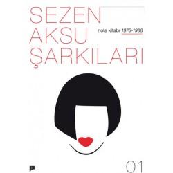 Sezen Aksu Şarkıları Nota Kitabı-01