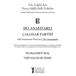 Halk Türküleri - Do Anahtarlı Çalgı Partisi