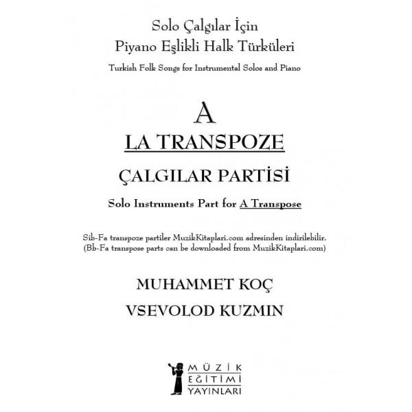 Halk Türküleri - La Transpoze Çalgı Partisi
