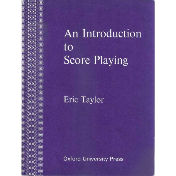 An Introduction to Score Playing