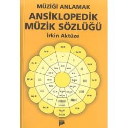 Ansiklopedik Müzik Sözlügü