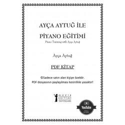 Ayça Aytuğ ile Piyano Eğitimi (PDF)