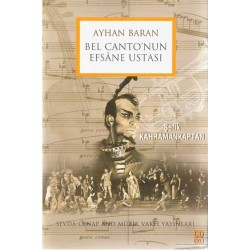 Ayhan Baran: Bel Canto'nun Efsane Ustası (CD'li)