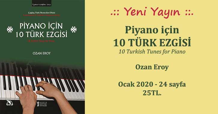10 Türk Ezgisi