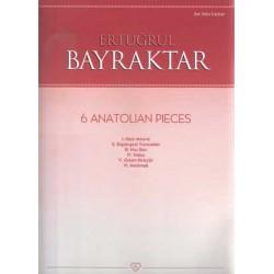 6 Anatolian Pieces for Guitar - Gitar için 6 Türkü
