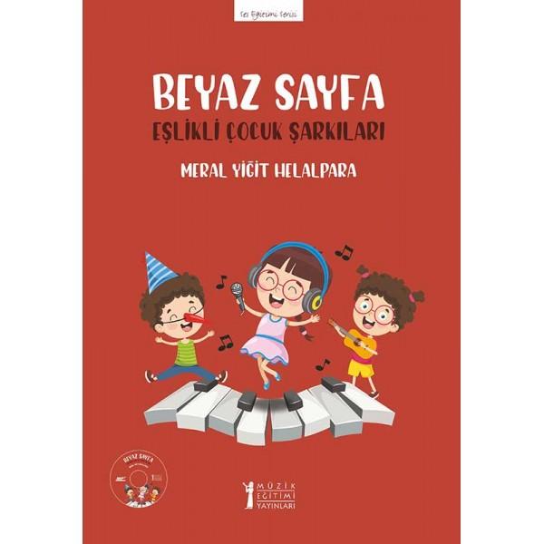Beyaz Sayfa - Eşlikli Çocuk Şarkıları