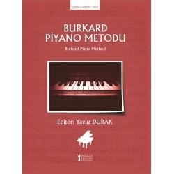 Burkard Piyano Metodu