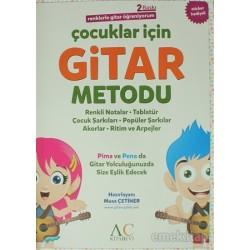Çocuklar için Gitar Metodu