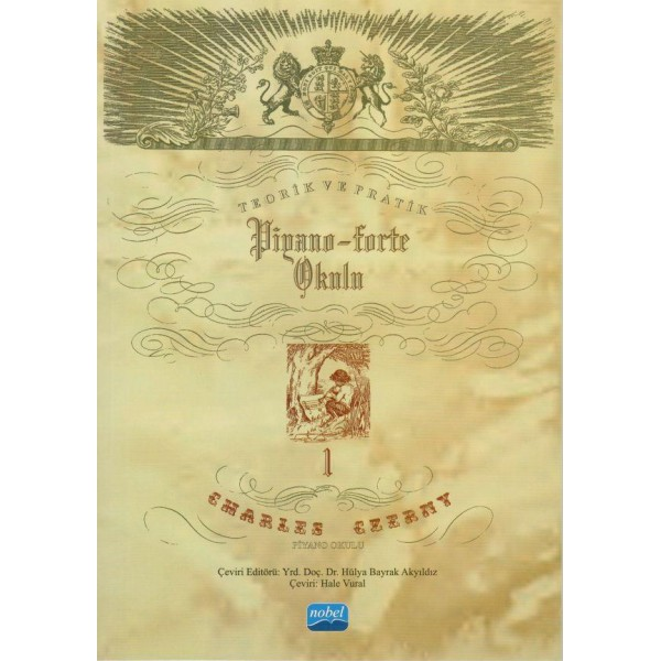 Charles Czerny Piyano Okulu-1
