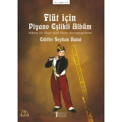 Flüt için Piyano Eşlikli Albüm