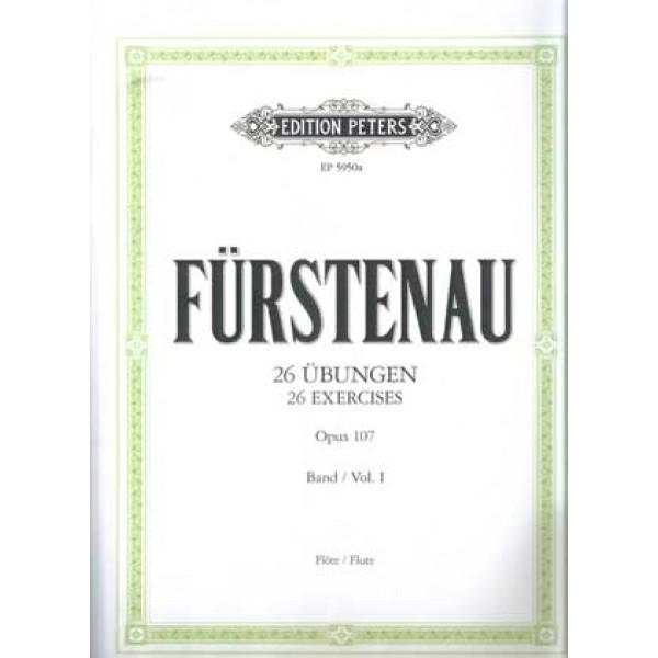Fürstenau 26 Exercises Volume 1