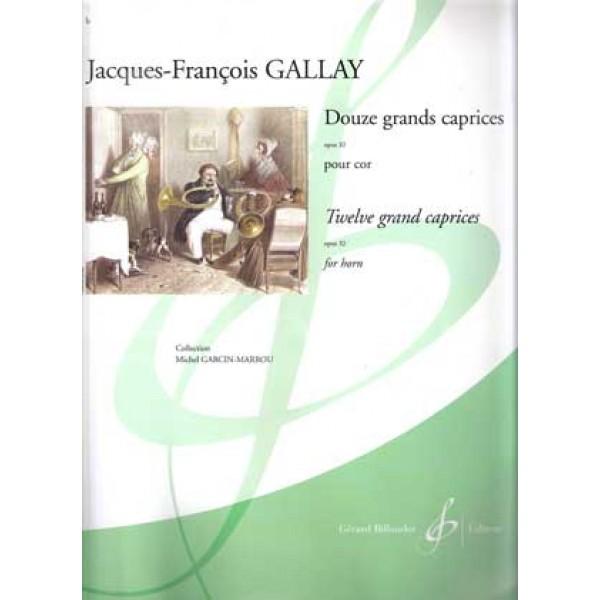 Twelve Grand Caprices