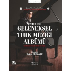 Piyano için Geleneksel Türk Müziği Albümü