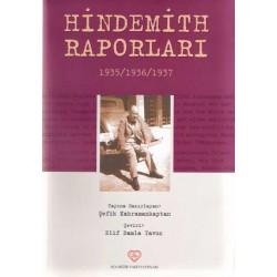 Hindemith Raporları 1935/1936/1937