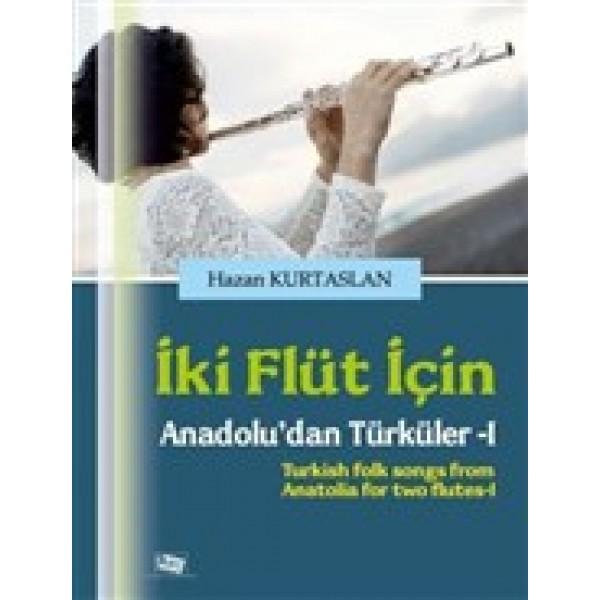 İki Flüt için Anadolu'dan Türküler-1