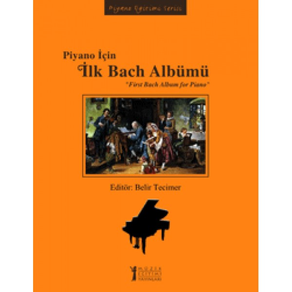 İlk Bach Albümü