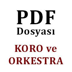 Koro & Orkestra