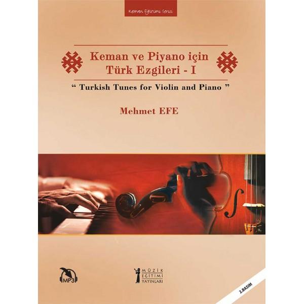 Keman ve Piyano için Türk Ezgileri