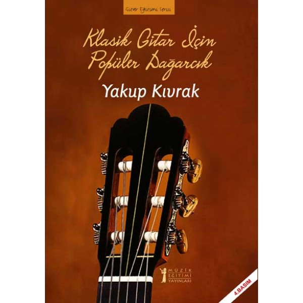 Klasik Gitar için Popüler Dağarcık-I