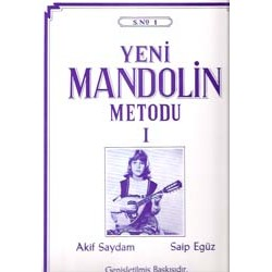 Yeni Mandolin Metodu - 3