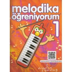 Melodika Öğreniyorum-1 (Renkli)