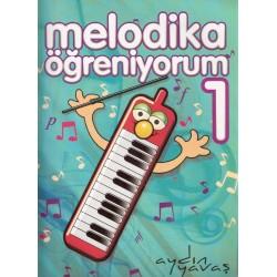 Melodika Öğreniyorum-1