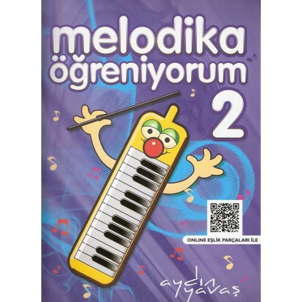 Melodika Öğreniyorum-2 (Renkli)
