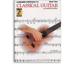 Modern Yaklaşımla Klasik Gitar