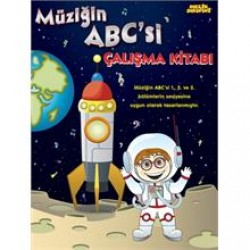 Müziğin Abc'si Çalışma Kitabı - Müzik Serüveni