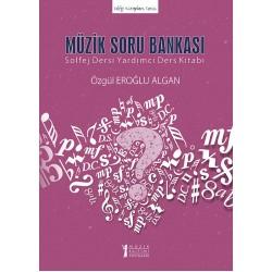 Müzik Soru Bankası: Solfej Dersi Yardımcı Ders Kitabı