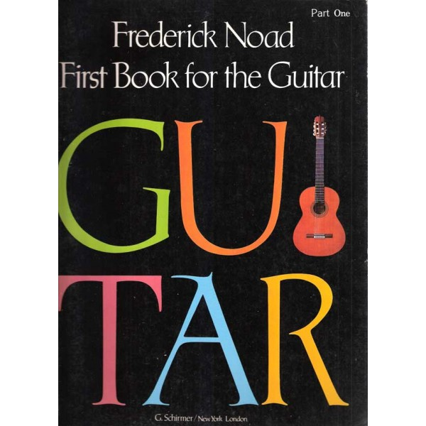 First Book for the Guitar-1