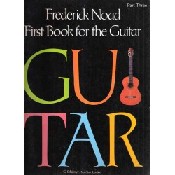 First Book for the Guitar-3
