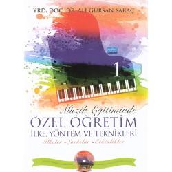 Müzik Eğitiminde Özel Öğretim İlke Yöntem ve Teknikleri - 1