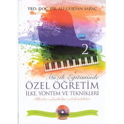 Müzik Eğitiminde Özel Öğretim İlke Yöntem ve Teknikleri - 2