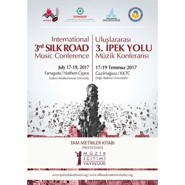 3. İpekyolu Müzik Konferansı Bildiriler Kitabı