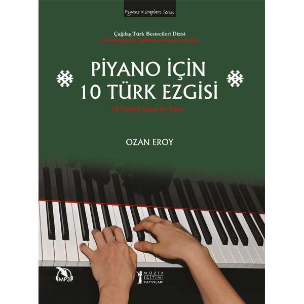 Piyano için 10 Türk Ezgisi