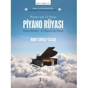 Piyano Rüyası: Piyano için 25 Parça